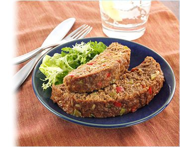 Lipton Onion Soup Classic Meatloaf Recipe But I Use Quick Oats