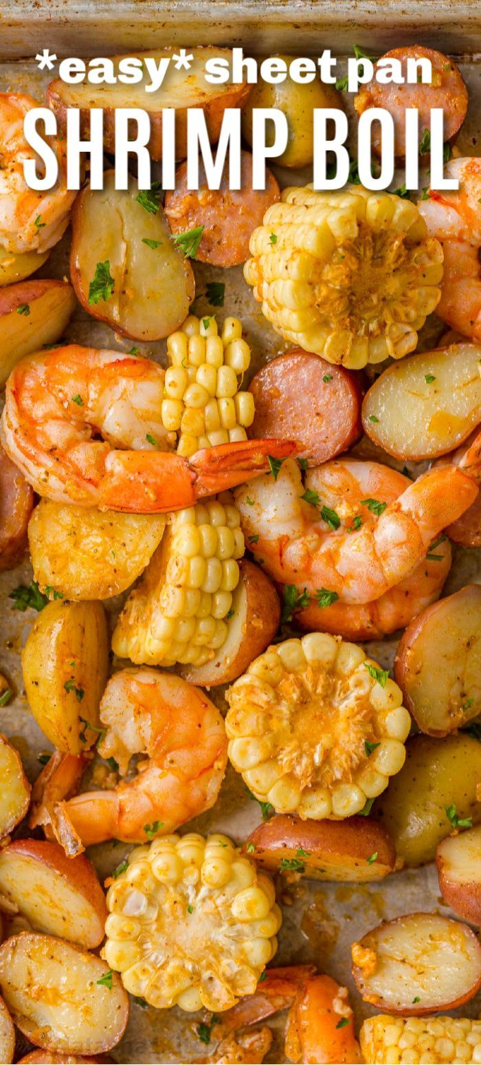Shrimp Boil Recipe In 2020 Easy Shrimp Boil Recipe Boiled Food Shrimp Boil Recipe