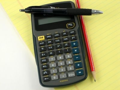 How to Use a Financial Calculator Calculator and Budgeting money - financial calculator