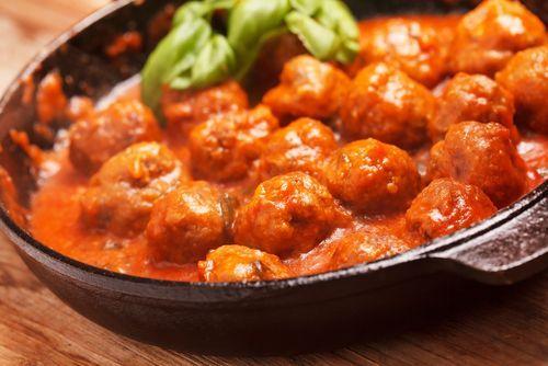 Receta De Salsa De Tomate Para Albóndigas Receta Receta Salsa De Tomate Recetas De Salsas Albóndigas En Salsa De Chipotle