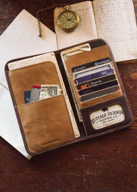 88f8cd2493f Passport Travel Wallet