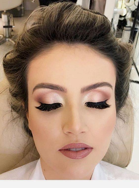 Photo of New Natural Wedding Makeup