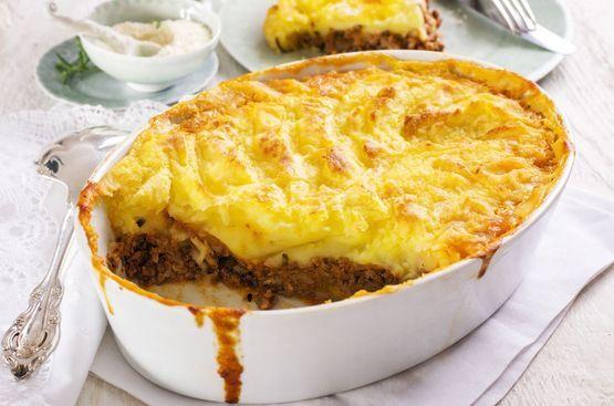 slow cooker sheperd's pie