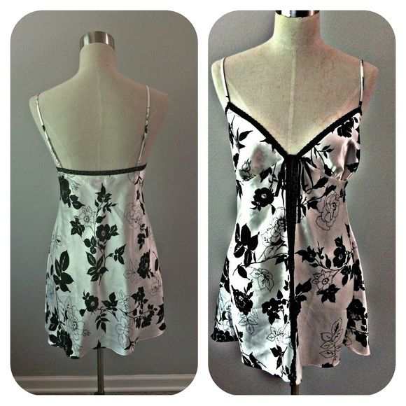 VS Sexy Front Tie Slip VS Front Tie Slip, size large Victoria's Secret Intimates & Sleepwear Chemises & Slips