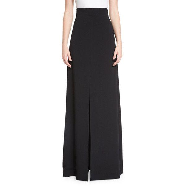 Cushnie et Ochs High-Waist Front-Slit Maxi Skirt (17 855 ZAR ...