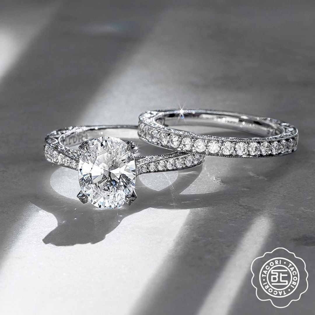 Pin On Tacori Engagement Rings Jewelry