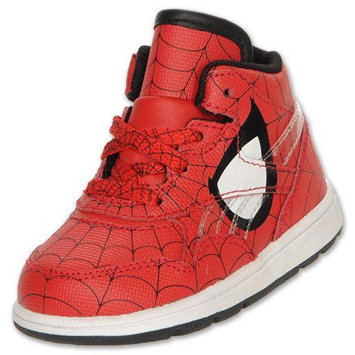 1ea96262 Reebok Mask of Spidey Toddler Shoes   FinishLine.com   Red/White ...