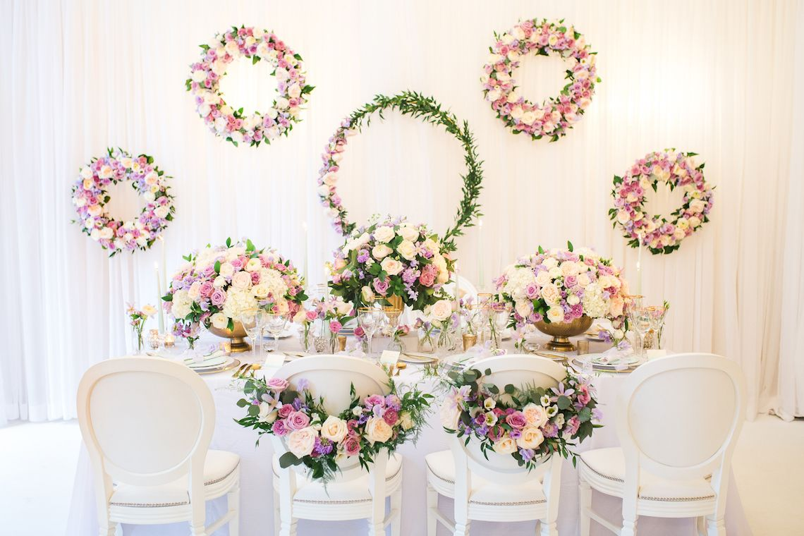 Luxurious Wedding Inspiration with a Personal Touch | Romantic ...