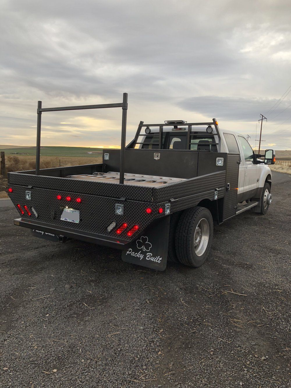 Flatbed For Dodge 3500 Dually : flatbed, dodge, dually, Flatbed, Ideas