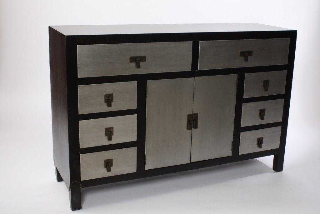 Muebles para el Hogar: Muebles Orientales | Aparador estilo oriental ...