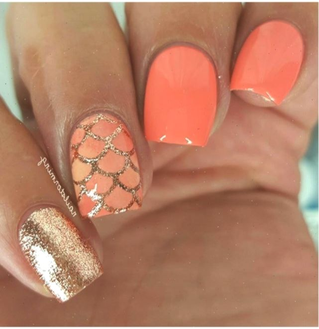 Sweet Cotton Candy Nail Colors and Designs #naildesigns #beachnaildesigns #naila…