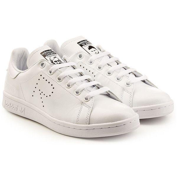 Adidas por Raf Simons Adidas por Raf Simons Stan Smith cuero