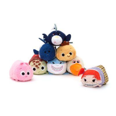 "New Disney Parks Tsum Tsum Finding Nemo Nigel 3.5/"" Mini Plush"
