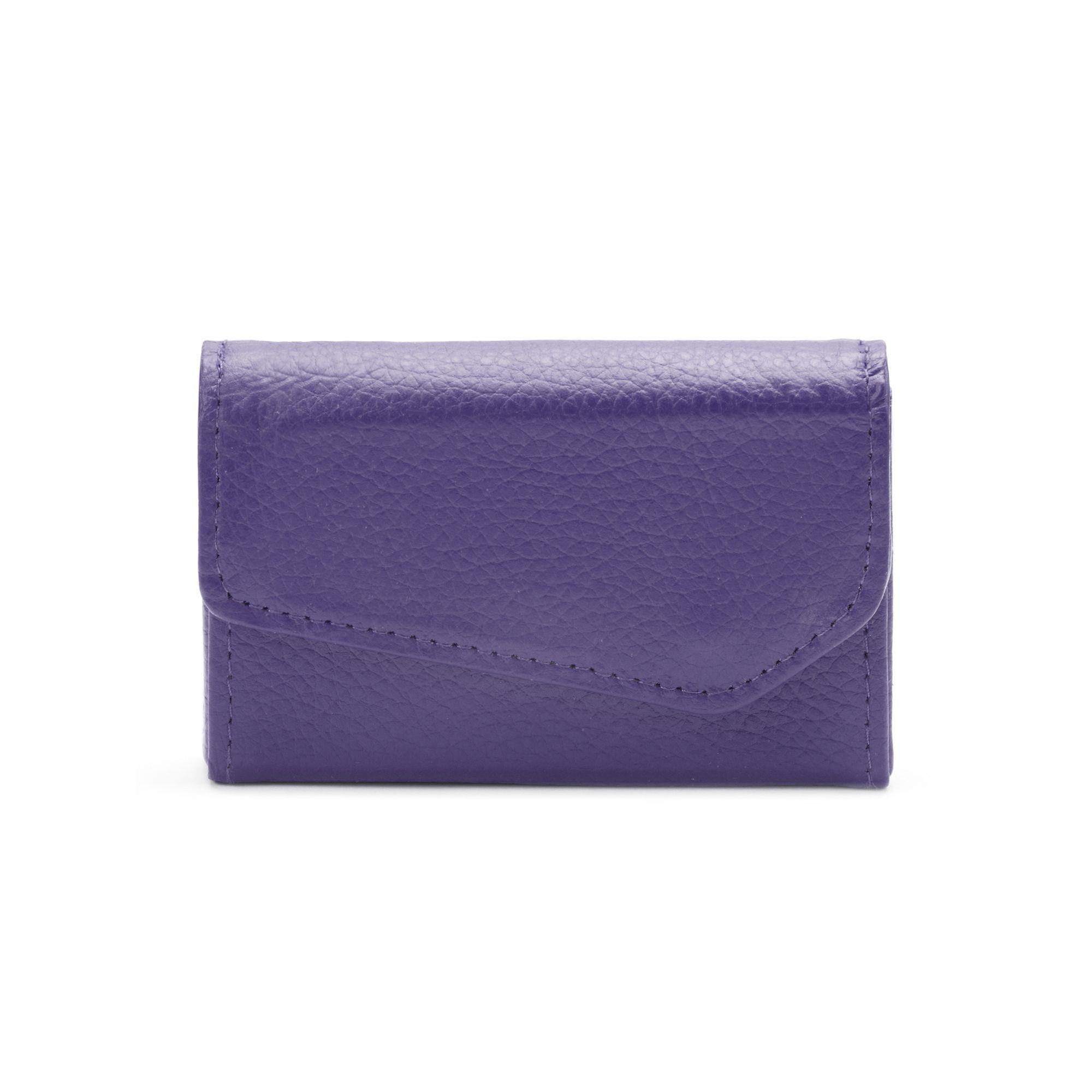 Buxton Hudson Pik-Me-Up Leather Business Card Wallet | Buxton F.C. ...