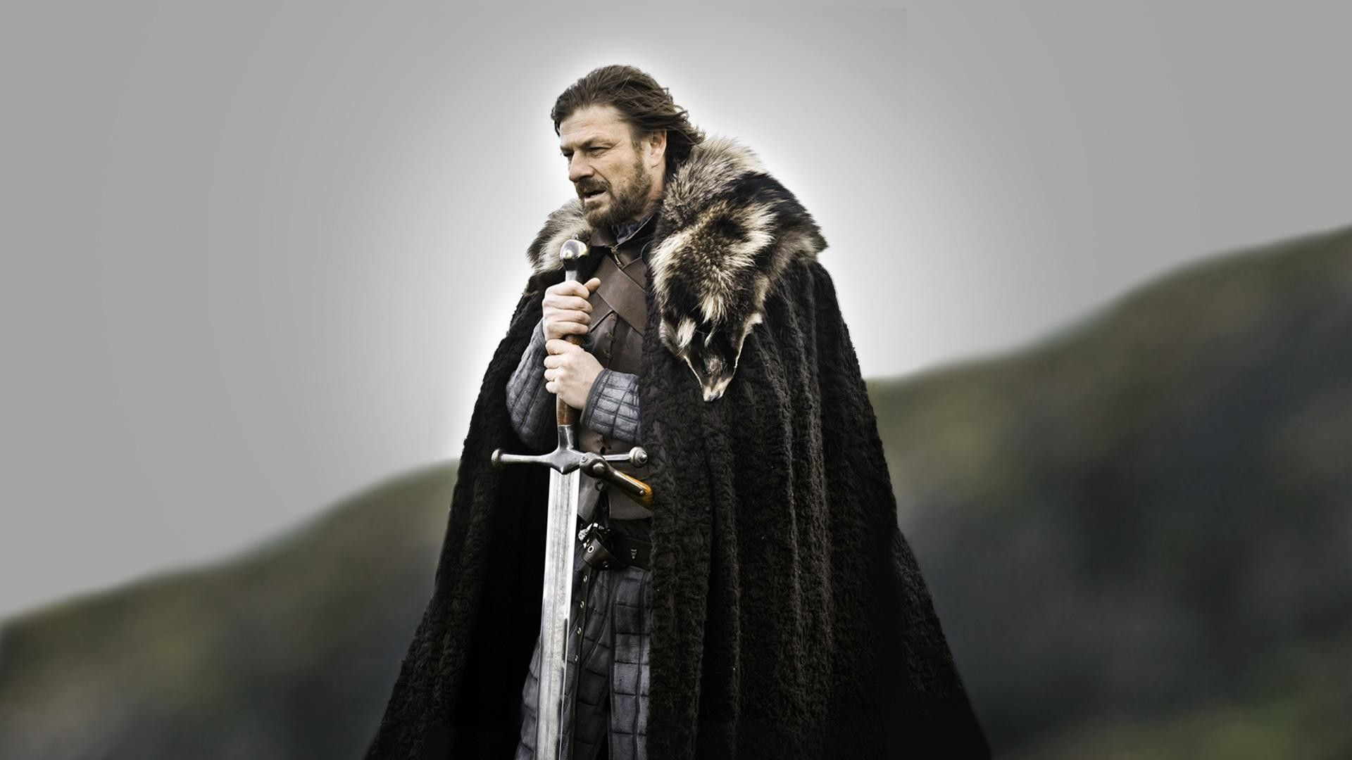 game of thrones ned stark brace yourselves 1920x1080