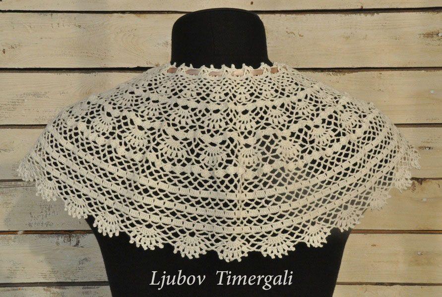 https://www.etsy.com/ru/shop/KingdomKnitting Wonderful collars for you, Ladies!