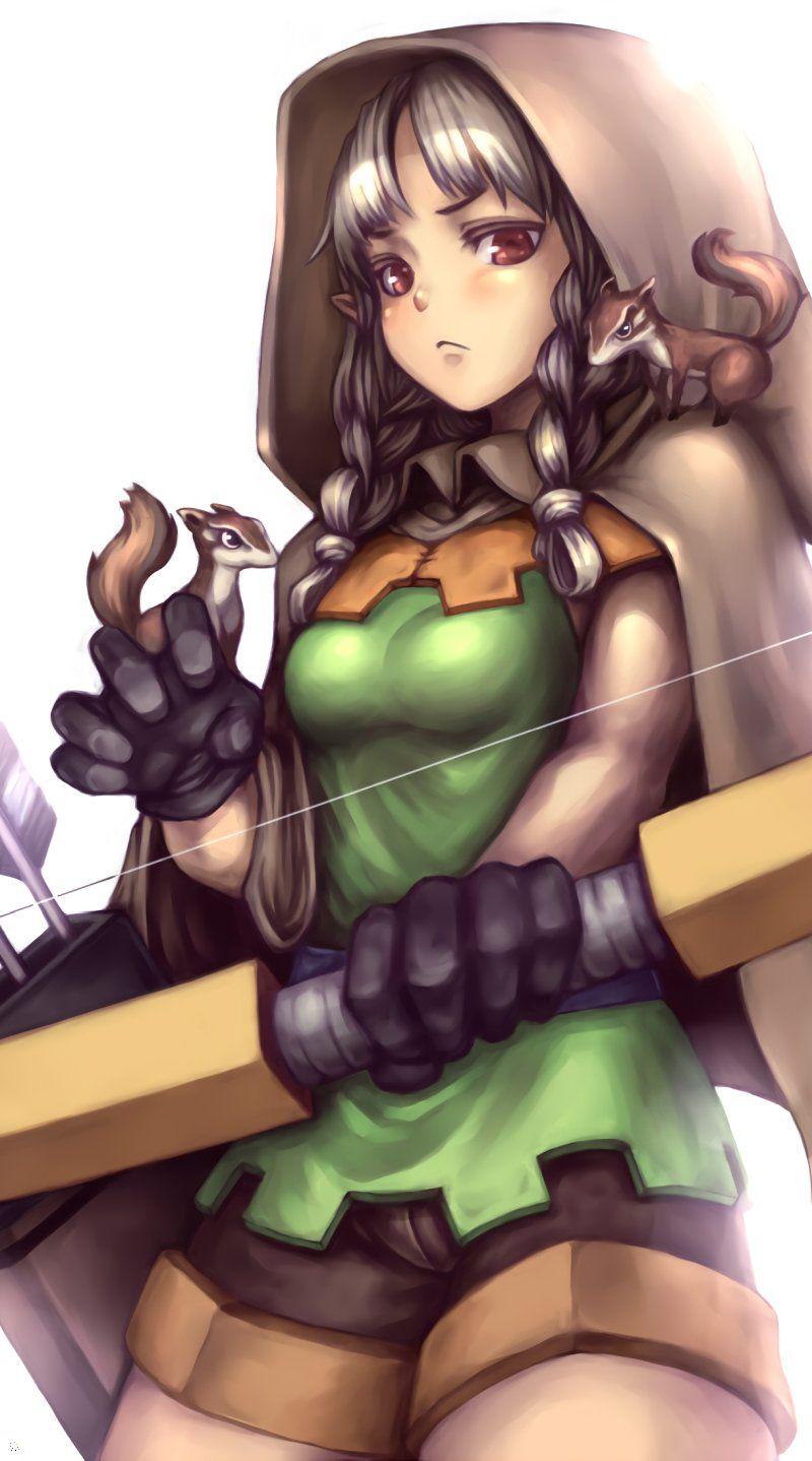 Dragon S Crown Sorceress By Katagiri Dragons Crown Anime Elf