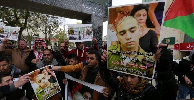 Condenado por homicidio un soldado israelí que remató a un palestino