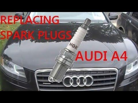 Audi 2 0 Turbo Spark Plugs How To B8 2009 Present Audi Spark Plug Audi A4