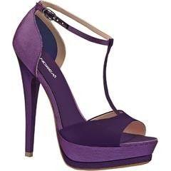 Zapatillas Púrpura