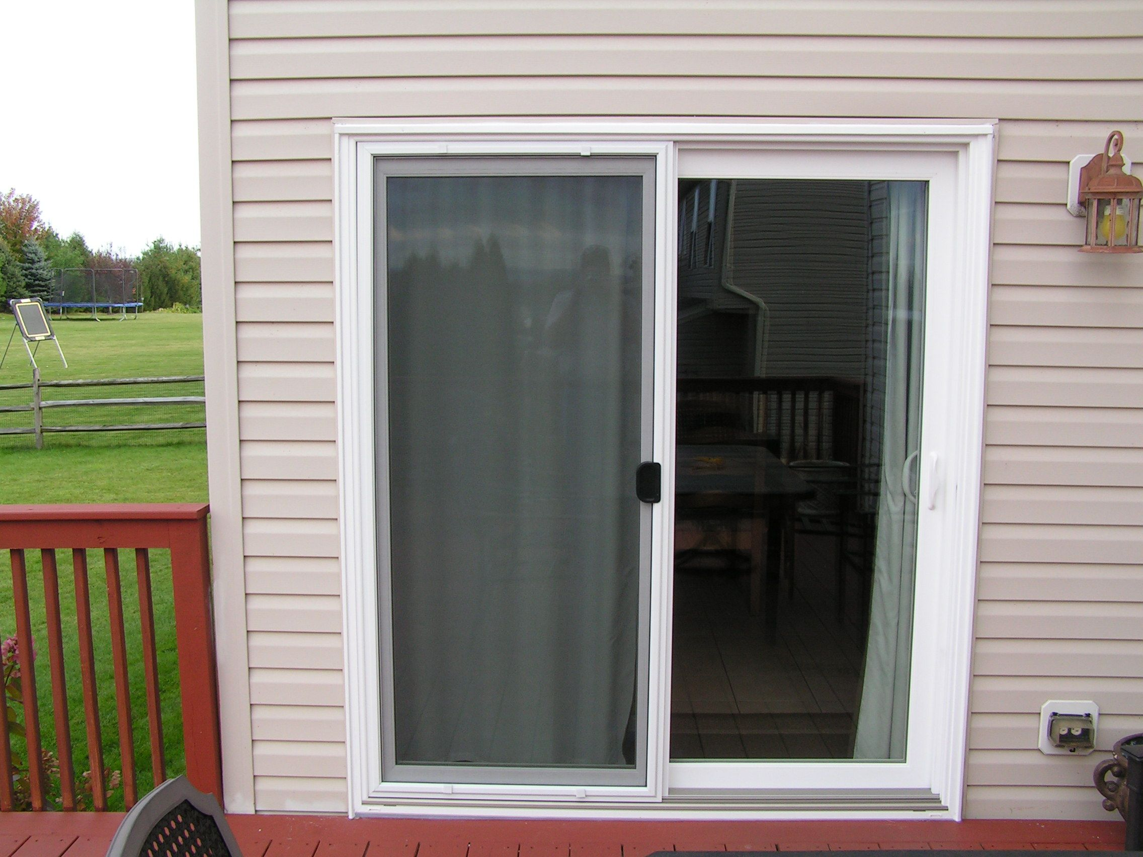 Wonderful Believe It Or Not, Vinyl Sliding Patio Doors Are Generally Made By Window  Manufacturers.