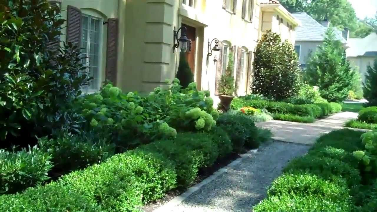 Youtube Landscape Design Small Garden Design Plans Formal Garden Design