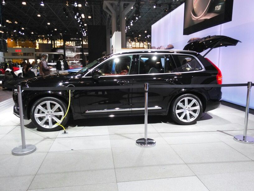 volvo nyc exterior brooklyn front lease models