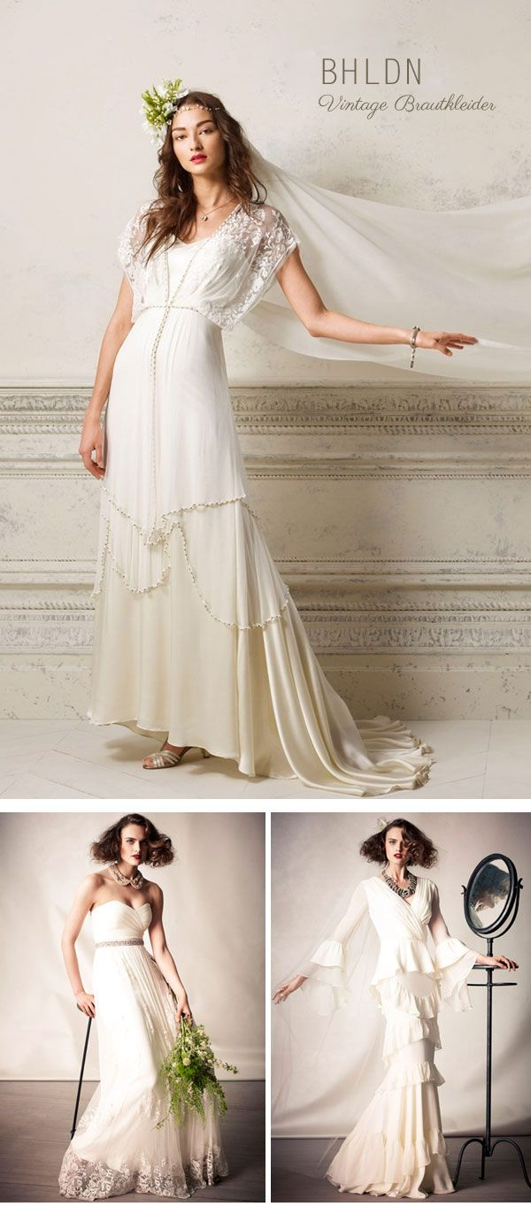 vintage wedding dresses: BHLDN | WEDDING DRESSES - WEDDING GOWNS ...