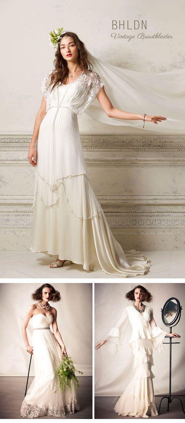 vintage wedding dresses: BHLDN | WEDDING DRESSES - WEDDING GOWNS ...