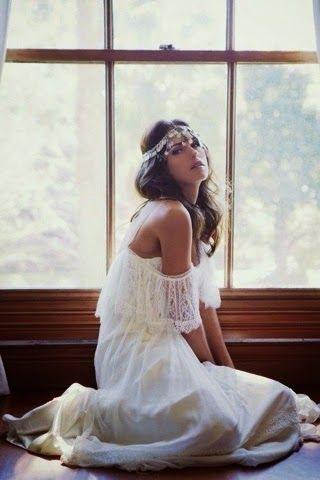 How to Chic: BOHEMIAN BRIDE INSPIRATION