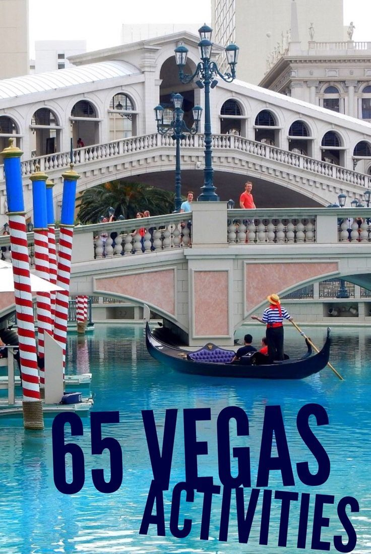 Places In Las Vegas: 65 Family Friendly Places To Visit In Las Vegas