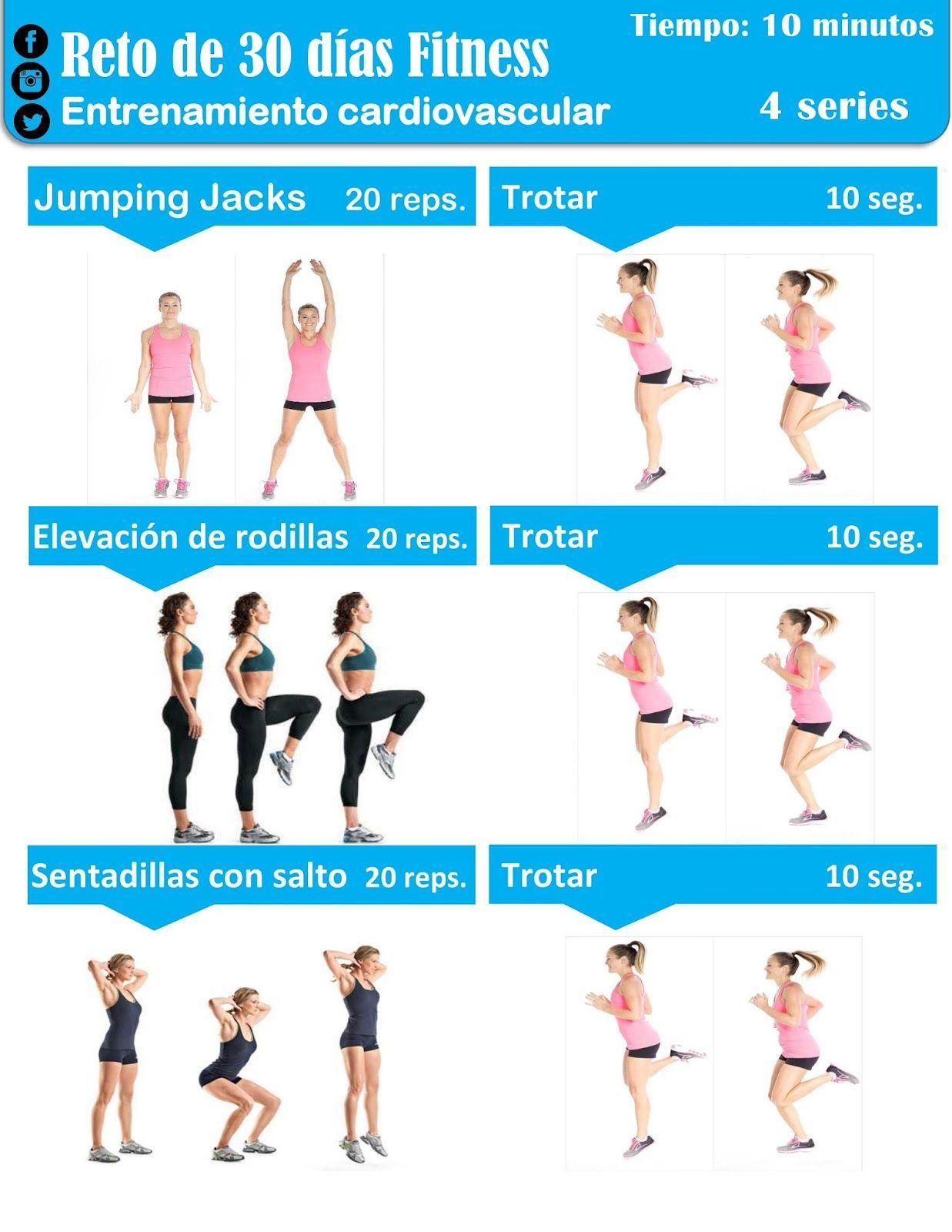 Ejercicio para bajar de peso cardiovascular