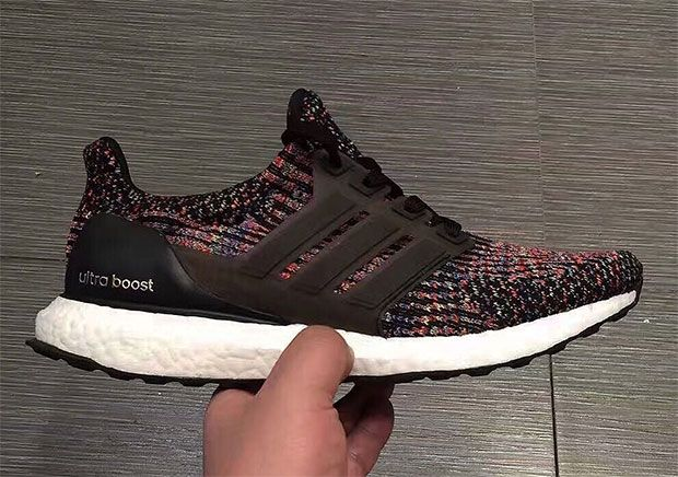 adidas ultra boost multicolor release date