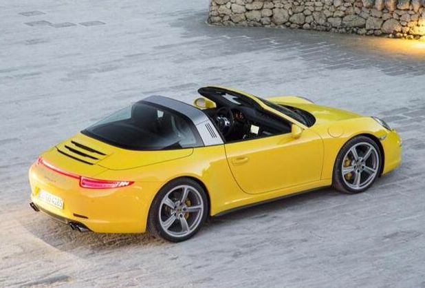 2015 Porsche Targa Porsche 911 Targa Porsche Sports Car Porsche 911