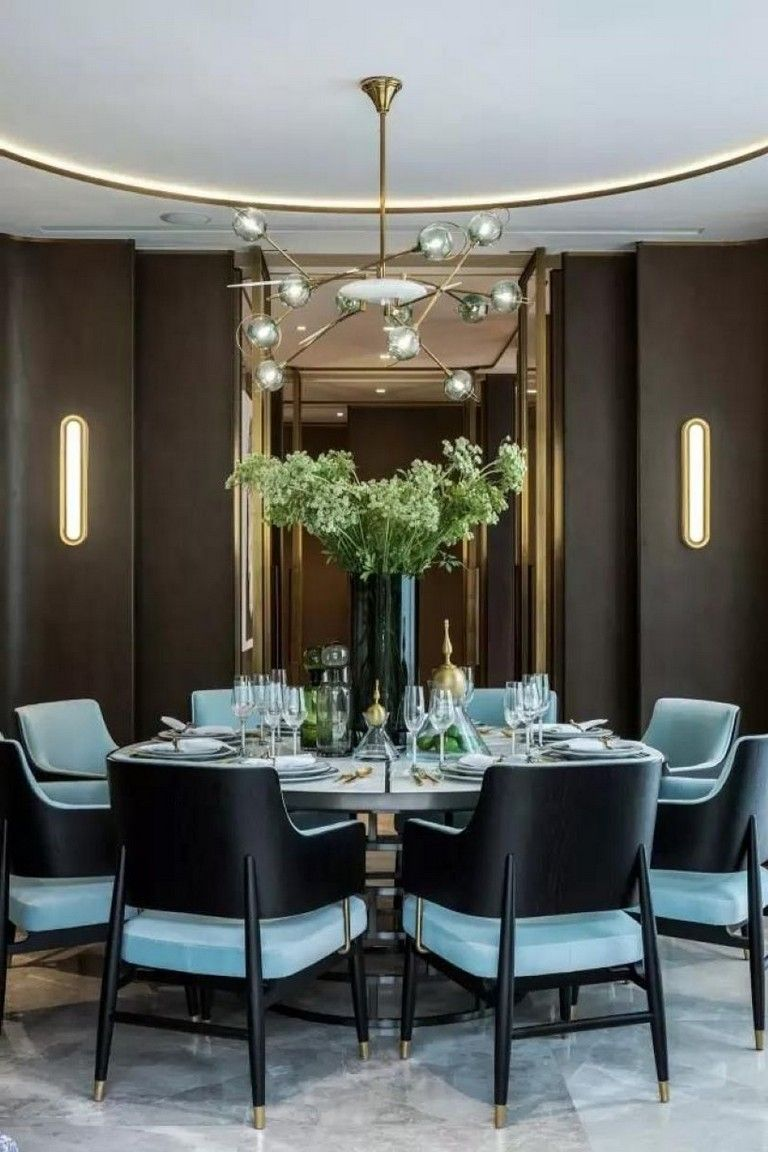 Discover the best interior design brands in world at paris week september salas espelhadas em dining room  also rh pinterest