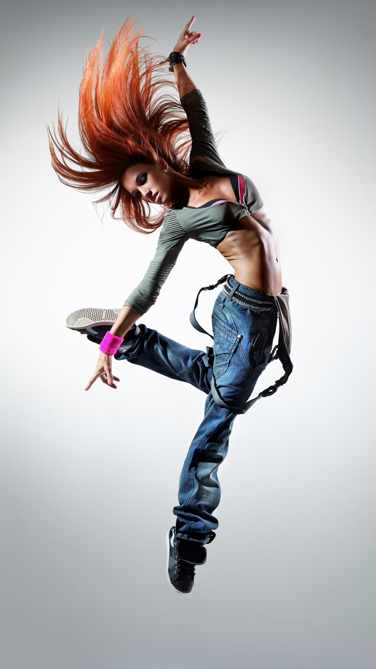 Hip-hop fashion girl 1 Galaxy S6 Wallpaper   Dance ...