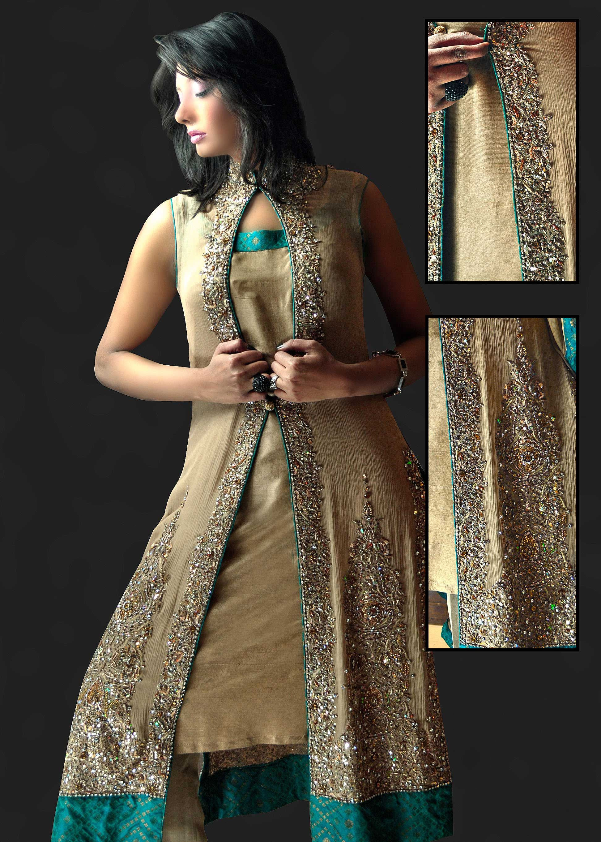 Attractive Latest Gown Style Shirts Image - Images for wedding gown ...