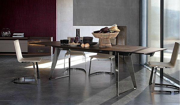 Roche Bobois L Art De Vivre Concrete Dining Table Dining