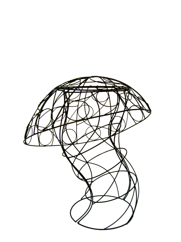 Mushroom -Large Box Topiary Frame :: Gardening Delights | Birthday ...