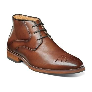 Blaze By Florsheim Shoes With Images Chukka Boots Mens Boots