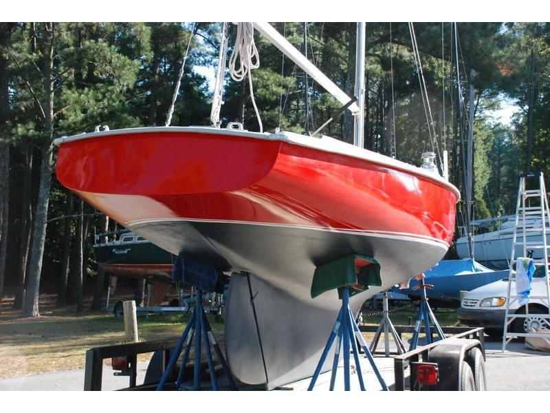 1965 Pearson Ensign sailboat for sale in Georgia | Pearson