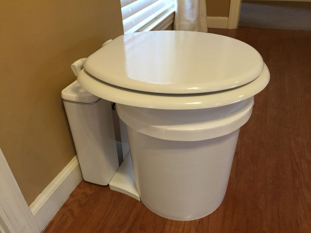 SmartJon Compost Toilet Waterless Dry Composting Tiny House Off Grid Cabin  in Home   Garden  Home Improvement  Plumbing   Fixtures  Toilets   eBay. Details about SmartJon Compost Toilet Waterless Dry Composting