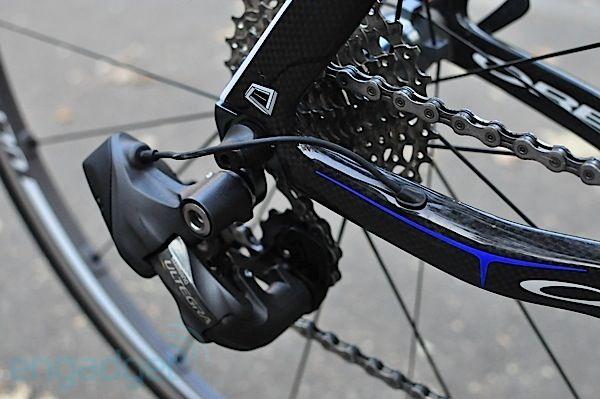Shimano Showcases The Ultegra Di2 Electronic Bike Gears We Go For
