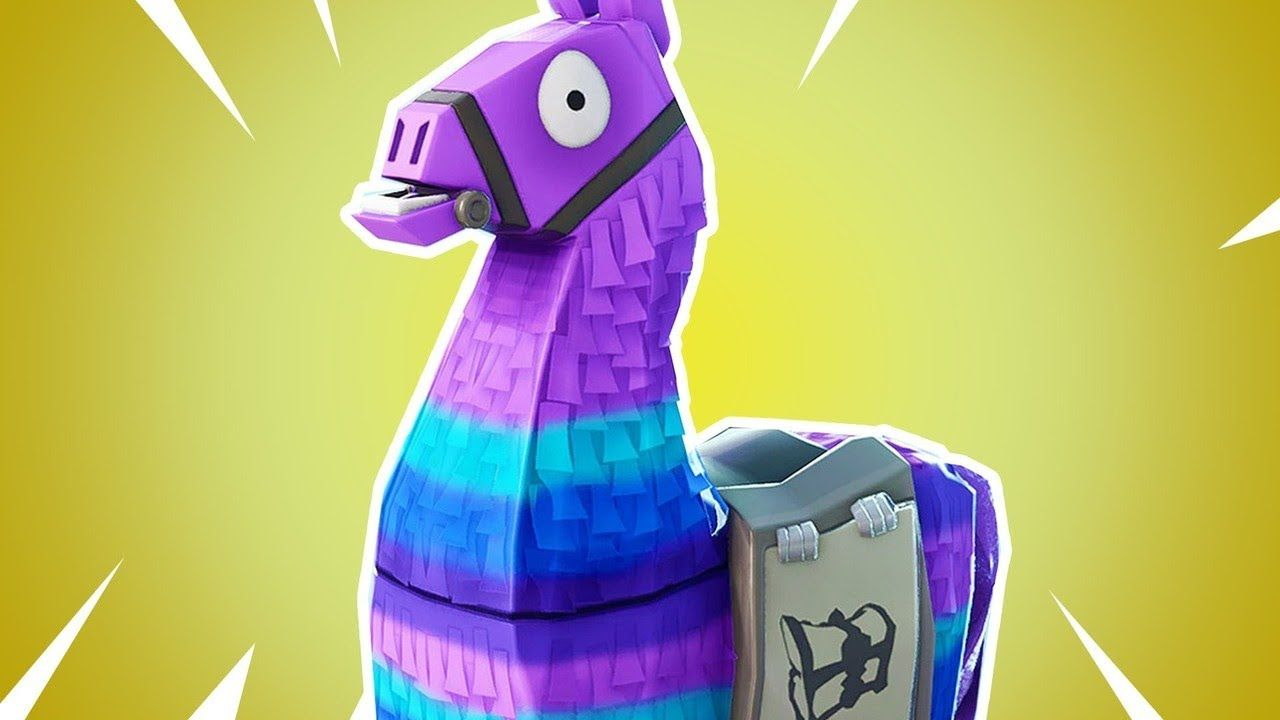 Fortnite How to Find a Supply Llama in Battle Royale