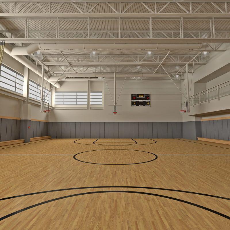 Basketball Gym Max Home Basketball Court Basketball Warehouse Design
