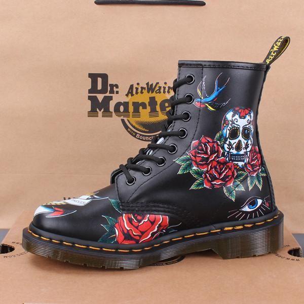 Chaussure Dr Martens 1460 Femme Pas Cher   Dr Martens 1460 d ici et ... 27d60c0e5a2e
