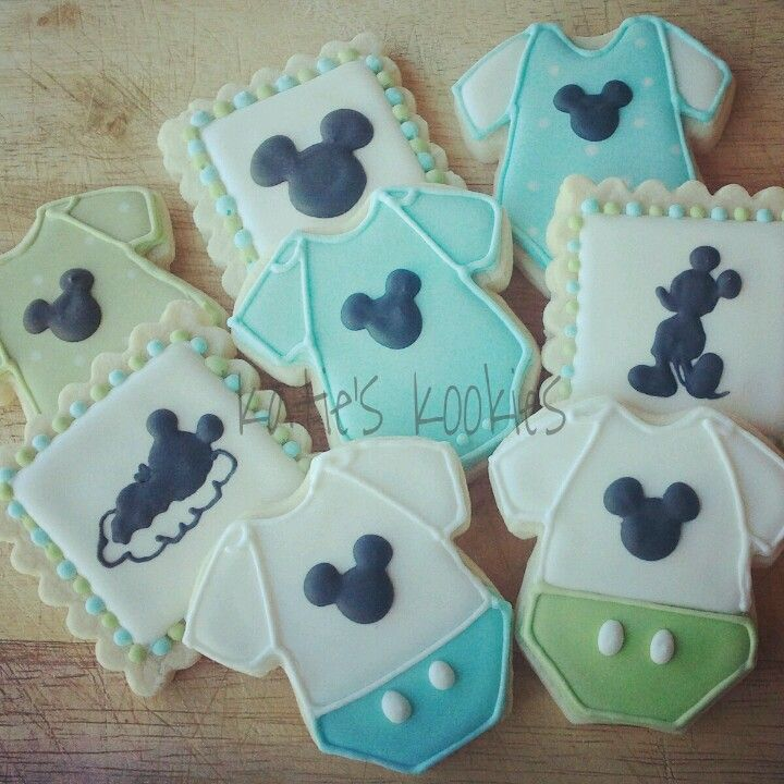 Mickey Baby Showers, Mickey Mouse Baby Shower, Baby Mickey