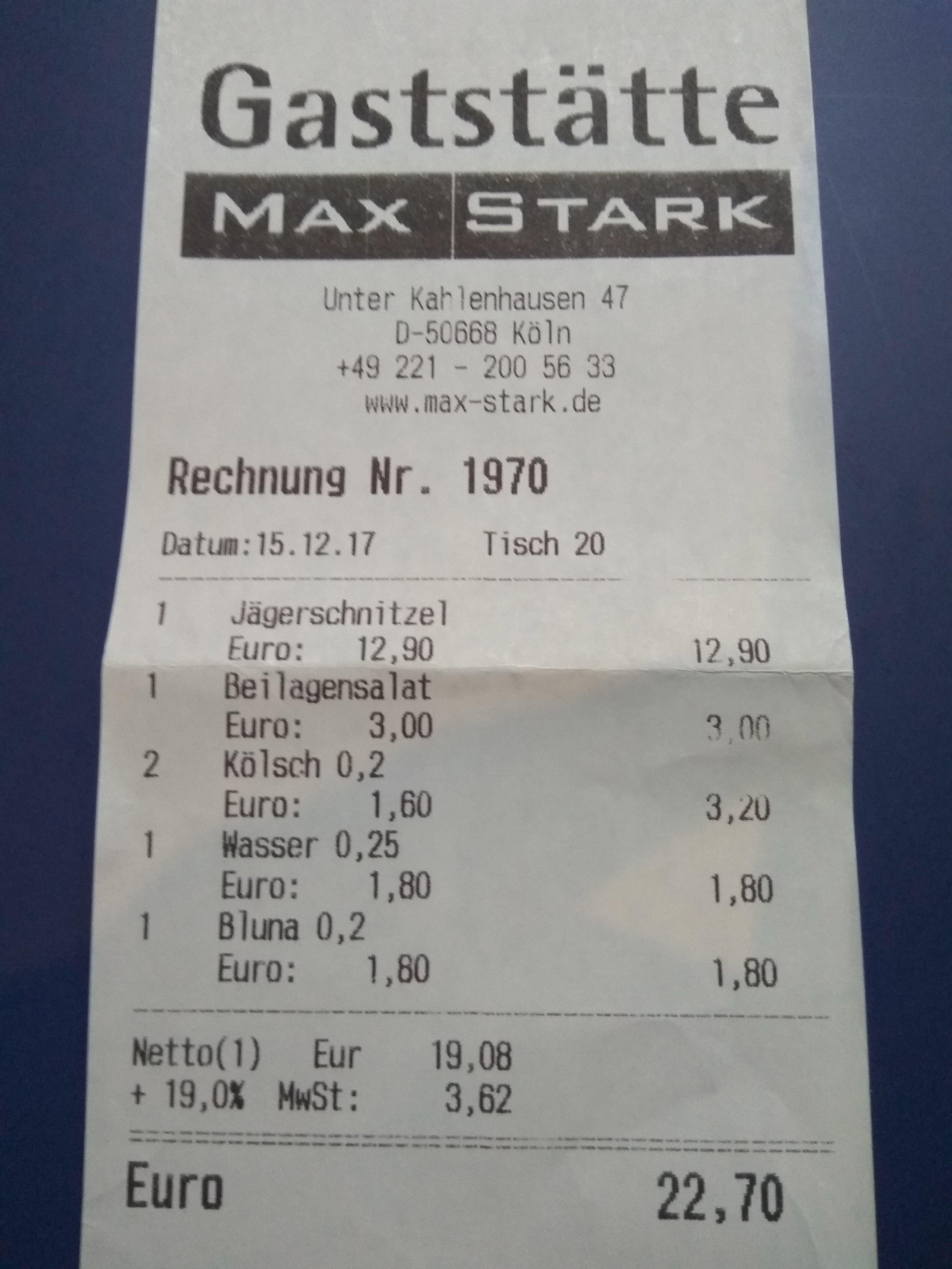 Max Stark