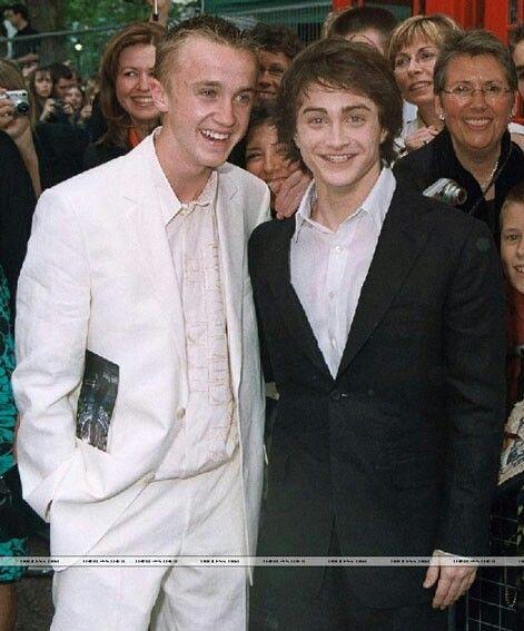 Bu Fotograftan Sonra Draco Malfoy Dan Sogumus Olabilirim Tom Felton Harry Potter Draco Malfoy Draco Harry Potter