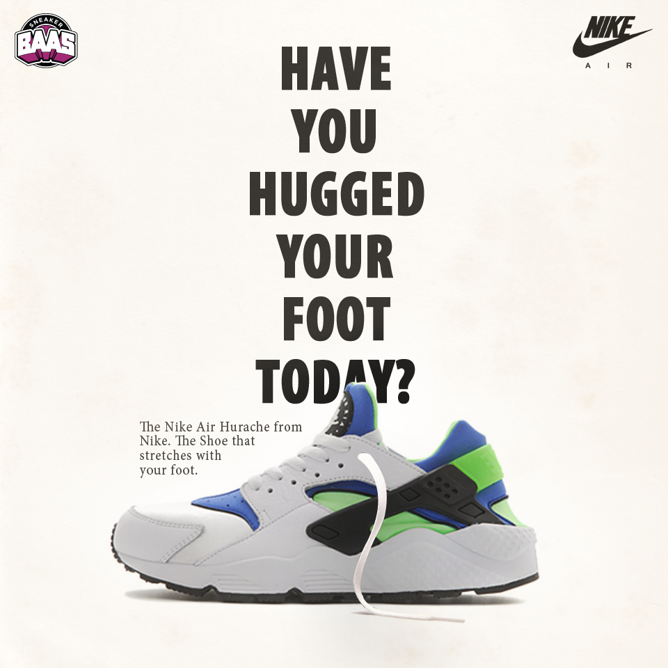 9aa35325 ... discount nike air huarache scream green now online sneakerbaas. 72563  5c1e6